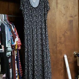 NWOT LuLaRoe Riley Dress
